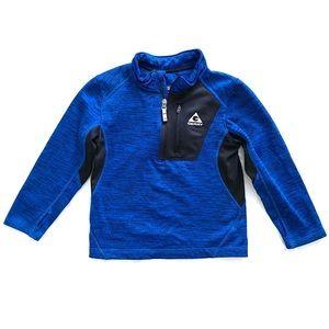 Gerry   Boys 1/4 Zip Fleece Lined Pullover